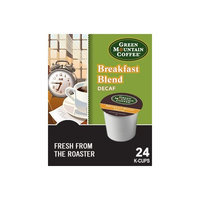 Green Mountain Coffee BREAKFAST BLEND DECAF & VERMONT COUNTRY BLEND DECAF Variety Pack 48 K-Cups for Keurig Brewers