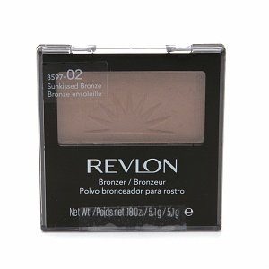 Revlon Bronzer Pressed Powder Compact