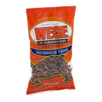 Wege of Hanover Pretzels Sourdough Thins
