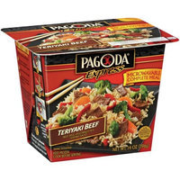 Placeholder Pagoda Express Complete Meal Beef Teriyaki, 14 oz