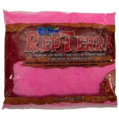 Estes Gravel Reptile & Exotics Supplies Repterra Sand Pink