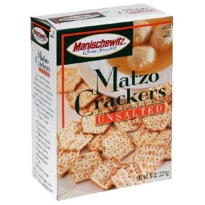 Manischewitz Cracker, Matzo, Mini Pln, 8 oz (pack of 12 ) ( Value Bulk Multi-pack)