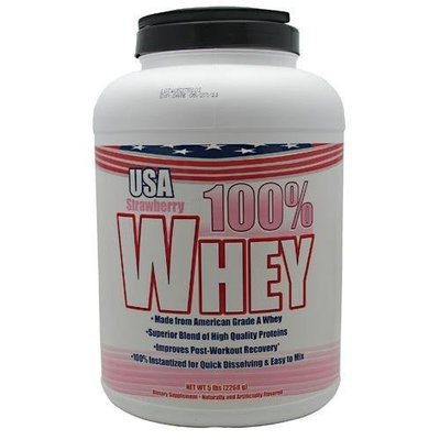 Dorian Yates Approved (CNP Professional) Usa 100% Whey Strawberry 5 Lbs