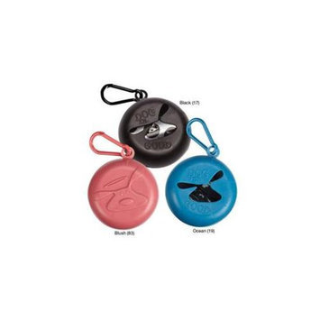 Dog Is Good DI5132 17 Bolo Waste Bag Holder Blk