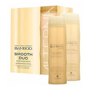 ALTERNA BAMBOO Smooth Shampoo + Conditioner Duo