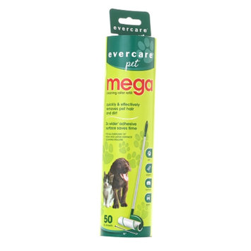 Evercare Pet 50 Layer Mega Cleaning Refill, 50 ea