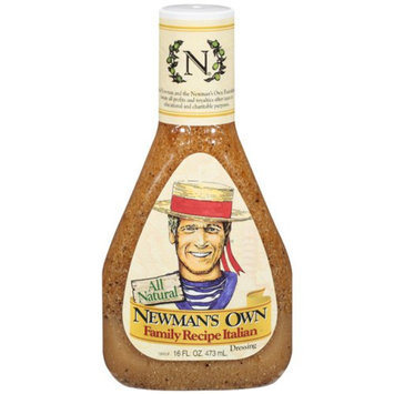 Newman's Own Family Recipe Italian Dressing 16oz
