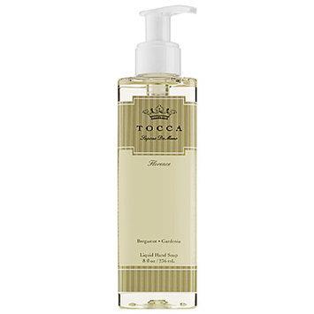 Tocca Beauty Sapone Da Mano Florence Hand Soap 8 oz