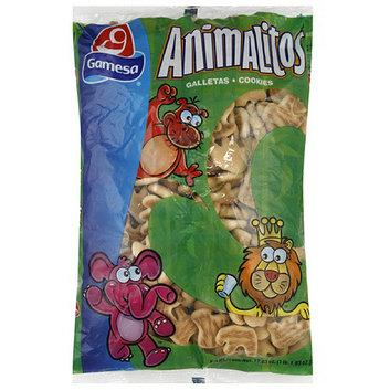 Gamesa Animal Cookies