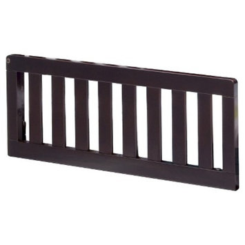 Simmons Kids Simmons Madisson Toddler Guard Rail - Black Espresso