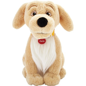 School Zone Publishing CHARLIE & COMPANY CHARLIE PLUSH TOY