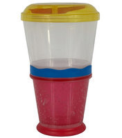 The Container Store Cool Gear EZ Freeze Cereal on the Go