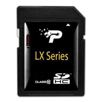 Patriot Memory Signature LX Class 10 8GB SDHC Memory Card