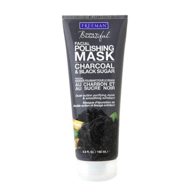 Freeman Facial Polishing Mask Charcoal & Black Sugar