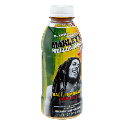 Marley's Mellow Mood Lite Half Lemonade Half Tea