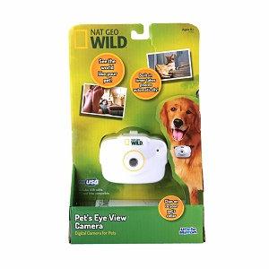 Nat Geo Wild Pet's Eye View Camera