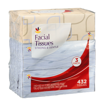 Ahold Facial Tissues