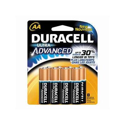 Duracell Ultra Advanced Alkaline Batteries