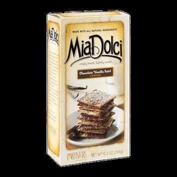 Mia Dolci Cookies Chocolate Vanilla Swirl