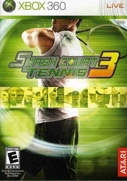 Atari Xb3inf27658 Smash Court Tennis 3 - Xbox 360