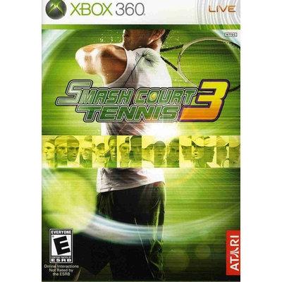 Atari Xb3inf27658 Smash Court Tennis 3 - Xbox 360