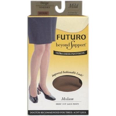 Futuro Nude Mild Pantyhose, Brief Cut - Small