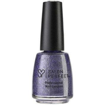 Salon Perfect Professional Nail Lacquer, 334 Faraway Galaxy, 0.5 fl oz