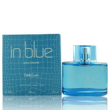 Estelle Ewen 'In Blue' Men's 3.4-ounce Eau de Toilette Spray