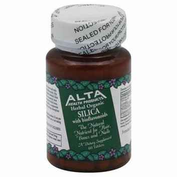 Alta Health Silica With Bioflavonoids 60 Tablets