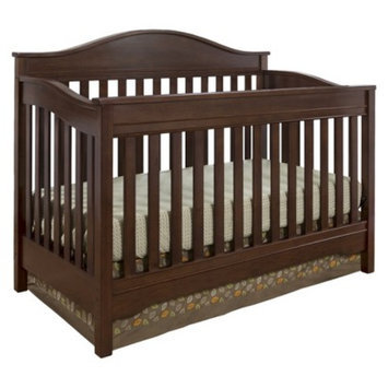 Eddie Bauer Langley Crib - Walnut