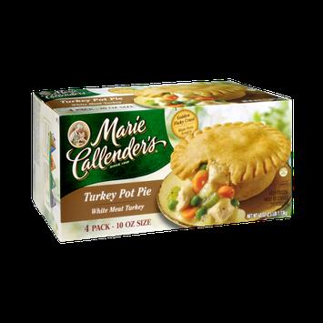 Marie Callender's Turkey Pot Pie