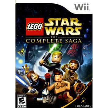 Warner Brothers LEGO Star Wars: The Complete Saga (Nintendo Wii)