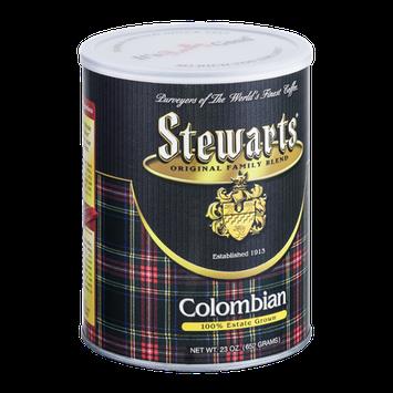 Stewarts Colombian Coffee