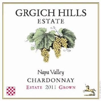 2011 Grgich Hills Estate Napa Valley Chardonnay 750 mL