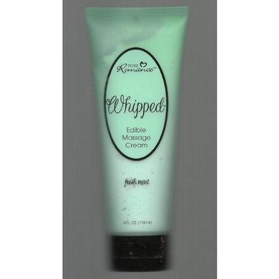 Pure Romance Whipped Edible Massage Cream Fresh Mint