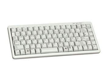 CHERRY G84-4100LCMUS-0 Light Gray Wired Keyboard