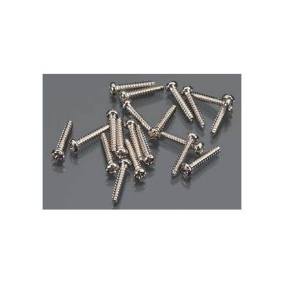 Thunder Tiger PD7810 Round Head Self-Tapping Screw 2x10mm (20)