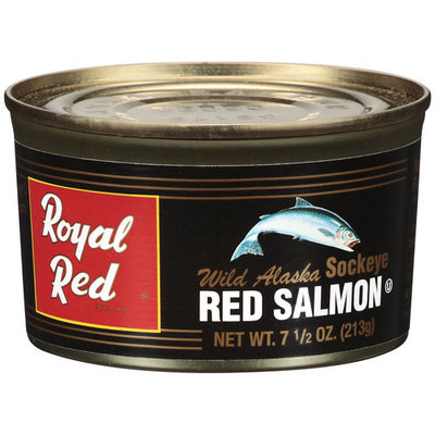 Trident/Royal Red Trident Royal Red Wild Alaska Sockeye Red Salmon, 7.5 oz