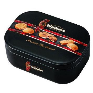 Walkers Keepsake Tin (Portion Packs) Gift Tin - 4.5 oz