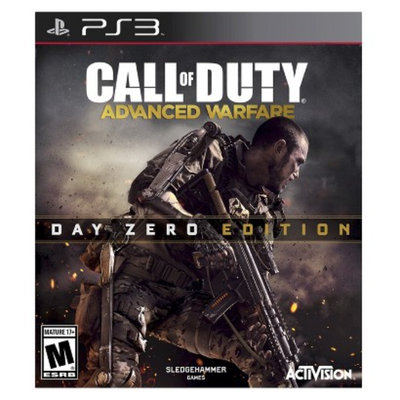 Activision Call of Duty: Advanced Warfare Day Zero Edition (PlayStation 3)