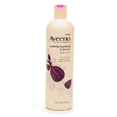 Aveeno Active Naturals Active Naturals Positively Nourishing Hydrating Body Wash