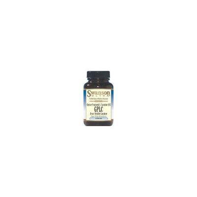 Swanson Ultra Glycine Propionyl-L-Carnitine Hcl Gplc 840 mg 60 Caps