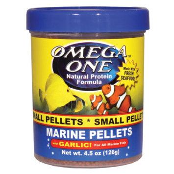 Omega One Marine Garlic Pellets Fish Food