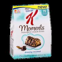 Special K® Kellogg's Moments Indulgent Snack Bites Dreamy Coconut