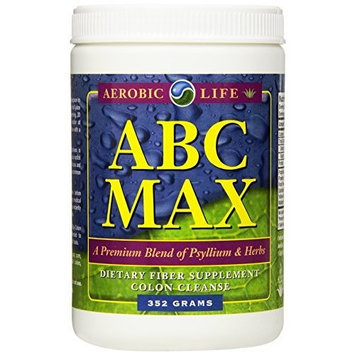 Aerobic Life ABC Max Colon Cleanse Dietary Supplement, 12 Ounce