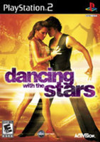 Activision Dancing with the Stars - Game Only