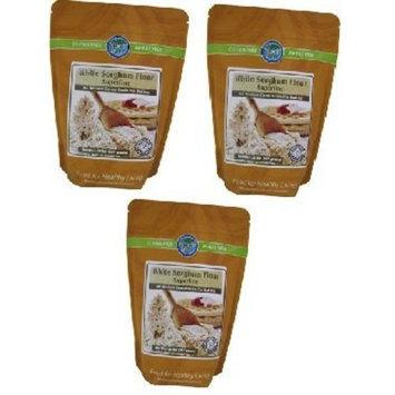 Authentic Foods Sorghum Flour Superfine 1.25lb 3 Pack