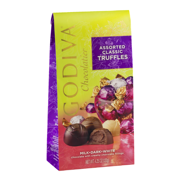 Godiva Assorted Classic Truffles