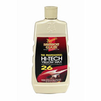 Meguiars Pro Hi-Tech Yellow Wax Liquid 16Oz