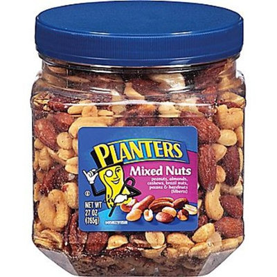 Planters Regular Mixed Nuts, 36-Ounce